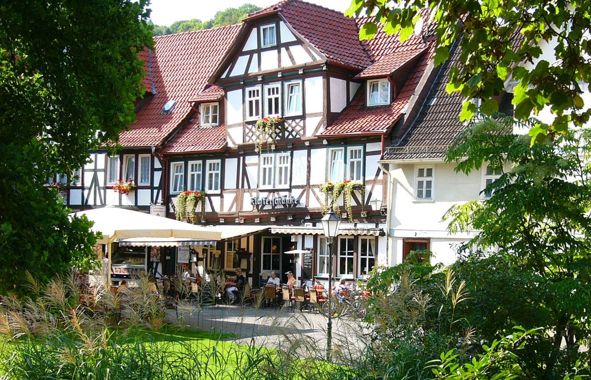 Gaststätte Restaurant Pension Klosterschänke Bad Sooden-Allendorf